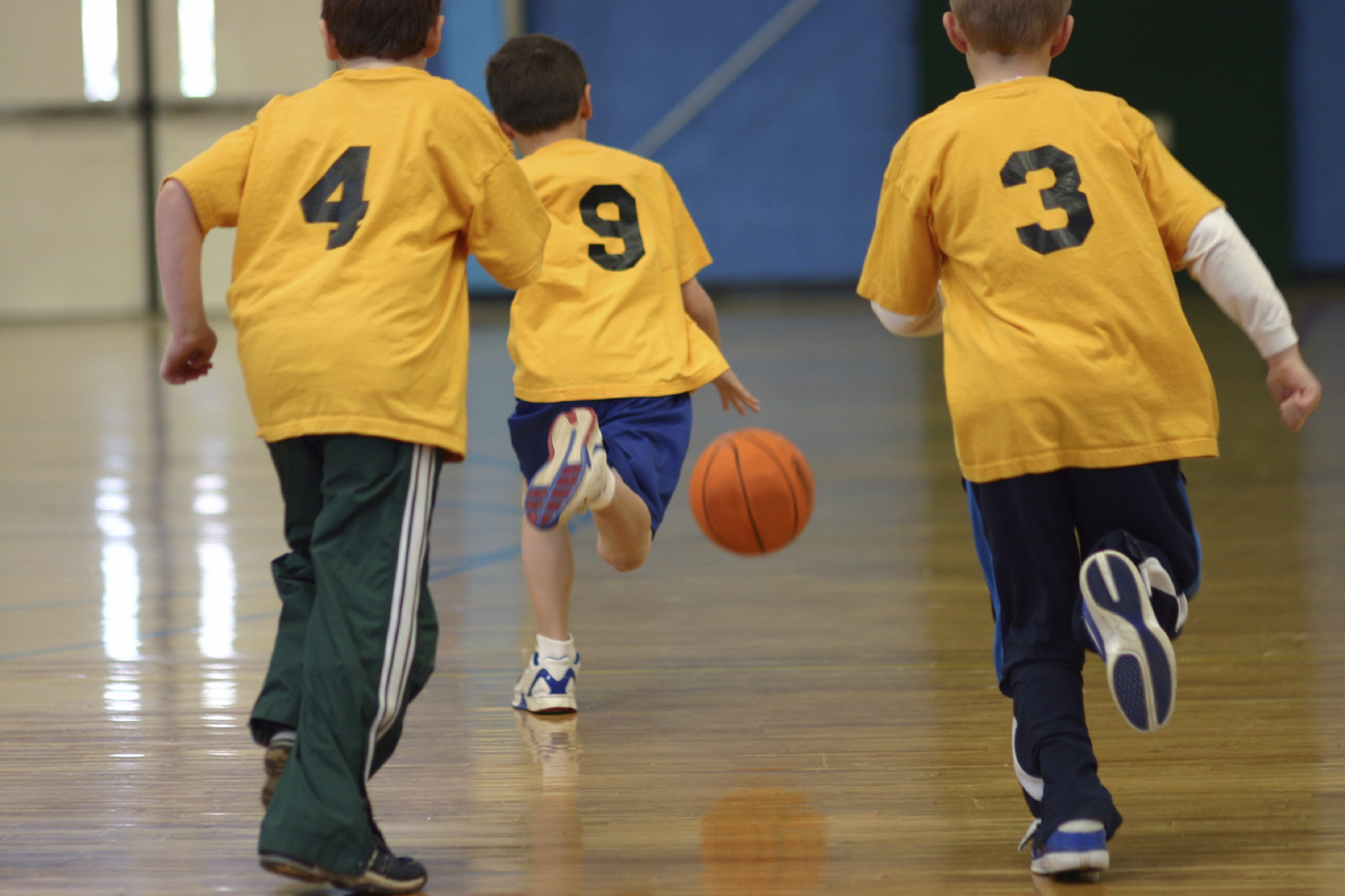 Is Playing Sports Good For A Child With Adhd
