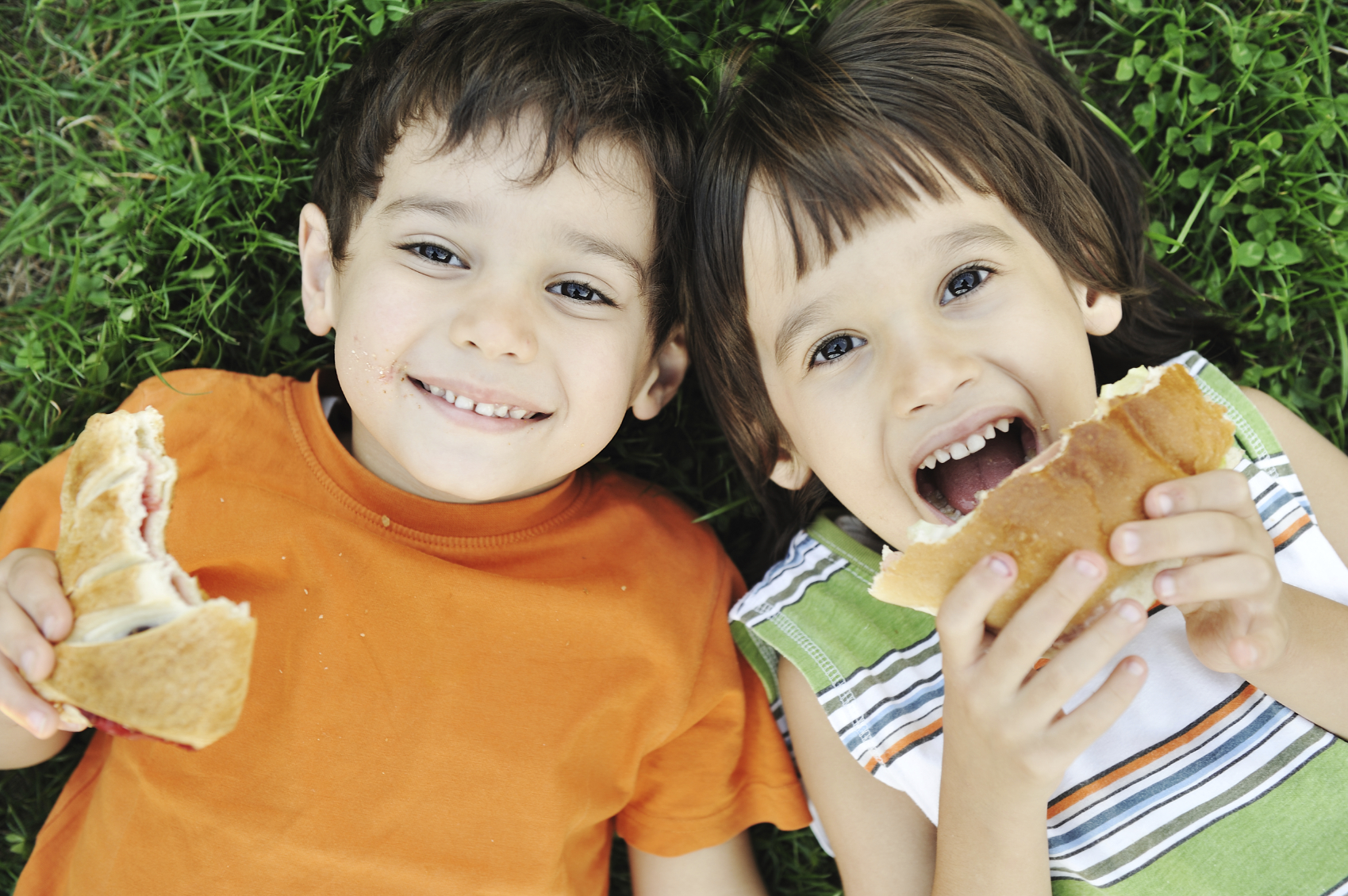 Image result for kids eating lunch