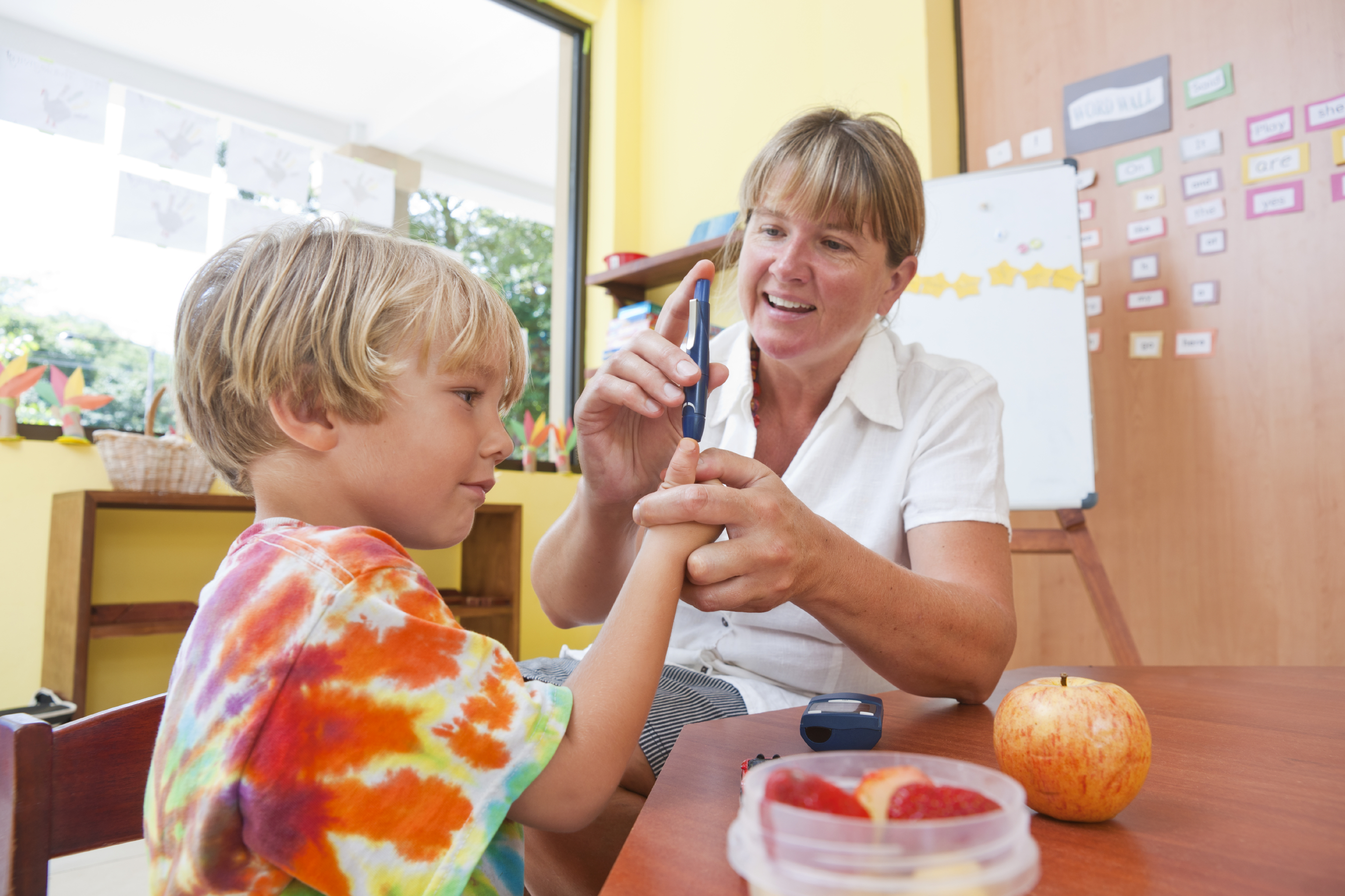 more white american children getting type 1 diabetes - Young Children Pictures